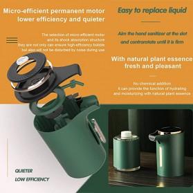 LISM Dispenser Sabun Otomatis Foam Soap Touchless Sensor 250ML - D-23 - Green - 5