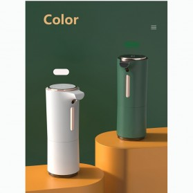 LISM Dispenser Sabun Otomatis Foam Soap Touchless Sensor 250ML - D-23 - Green - 7