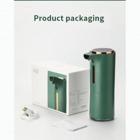 LISM Dispenser Sabun Otomatis Foam Soap Touchless Sensor 250ML - D-23 - Green - 8