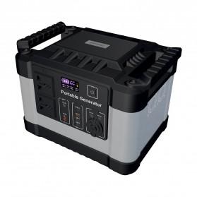 JYE Portable Outdoor Emergency Power Supply Station 220V 1000W - G1000 - Black - 3