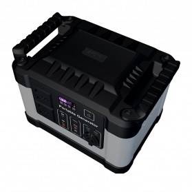 JYE Portable Outdoor Emergency Power Supply Station 220V 1000W - G1000 - Black - 7