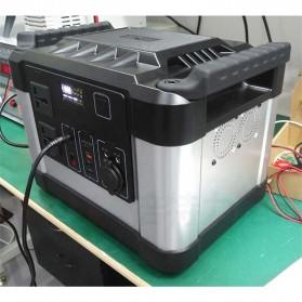 JYE Portable Outdoor Emergency Power Supply Station 220V 1000W - G1000 - Black - 9