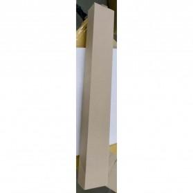 Sunydeal Rak Gantungan Handuk Kamar Mandi Bathroom Towel Holder Hook 60 CM - E1912 - Black - 7