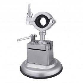 Peralatan Seni & Lukis - DOERSUPP Clamp Meja Catok Vise Sucker Table Quick Positioning Fixture - DSP061 - Gray