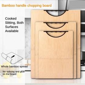 YOMDID Talenan Multifungsi Cutting Board Wood 38 x 26 cm - KG04 - Wooden