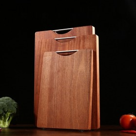 YOMDID Talenan Multifungsi Cutting Board Wood 45 x 30 cm - KG05 - Wooden