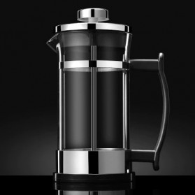 Limeile French Press Coffee Maker Pot 600 ml - LMFP40 - Black