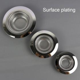 OLOEY Penutup Penyumbat Lubang Wastafel Stainless Steel 11.5 CM - CQ22 - Silver - 4