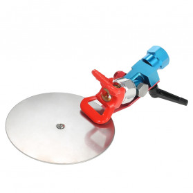 KKMOON Spray Gun Paint Guide Disc 7/8 Inch - K-80 - 2