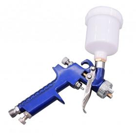 AETool Professional Spray Gun Nozzle HVLP Airbrush 2.0mm - H-2008 - Blue - 2