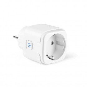 Avatto Tuya Stop Kontak WiFi Socket Smart Plug 16A - ZEU-003 - White - 10