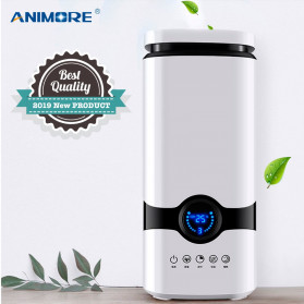 ANIMORE Air Humidifier Aromatherapy Diffuser 4L with Remote Control - HU-19 - White