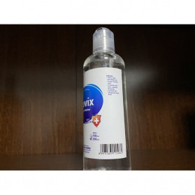 Glovix Hand Sanitizer Antiseptic Cair 250ml - 3