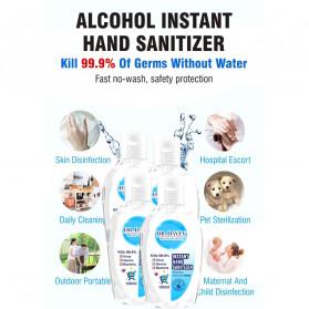 DR.Davey Instant Hand Sanitizer Antiseptic Gel Moisturizing Fresh Scent 100ml - 2