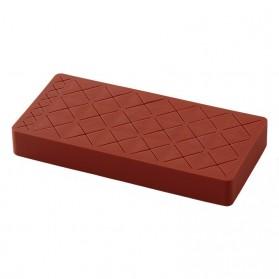 PUOU Rak Organizer Make Up Kosmetik Holder Compartment Silicone Size M - P03 - Red