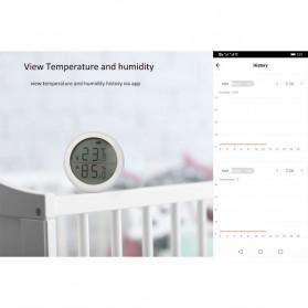 Tuya Zigbee Temperature Humidity Wireless Smart Sensor - TE100 - White - 6