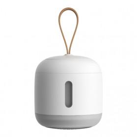 JISULIFE Portable Lint Remover Electric Penghilang Bulu Serat Kain 1100mAH - LR01 - White