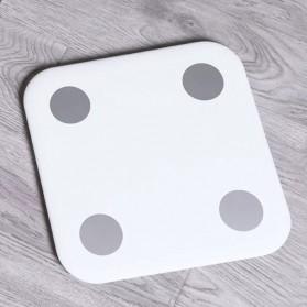Xiaomi Smart Scale 2 Timbangan Badan Pintar - White - 9