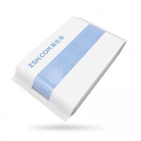 Xiaomi ZSH Handuk Polygiene Size Kecil - Blue