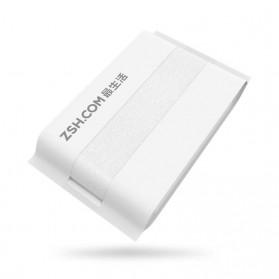 Xiaomi ZSH Handuk Polygiene Size Besar - White