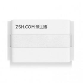 Xiaomi ZSH Handuk Polygiene Size Besar - White - 2