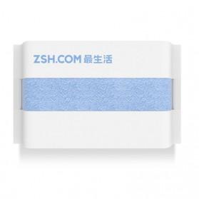 Xiaomi ZSH Handuk Polygiene Size Besar - Blue - 2