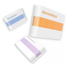 Xiaomi ZSH Handuk Polygiene Size Besar - Blue - 4