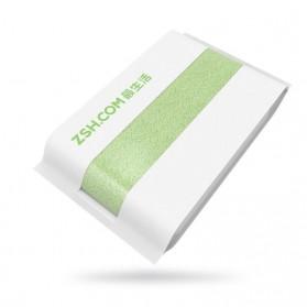 Xiaomi ZSH Handuk Polygiene Size Besar - Green