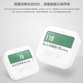 Xiaomi iHealth 2 Sphygmomanometer Pengukur Tekanan Darah Digital Blood Pressure BPM1 - White - 4
