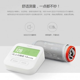 Xiaomi iHealth 2 Sphygmomanometer Pengukur Tekanan Darah Digital Blood Pressure BPM1 - White - 8