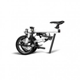 Xiaomi QiCycle Sepeda Elektrik Lipat Smart Bicycle (Tanpa Baterai) - Black - 5