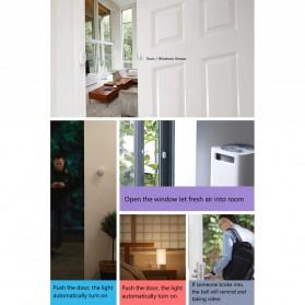 Xiaomi Smart Alarm Sensor Pintu dan Jendela Rumah - White - 8