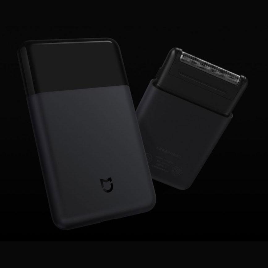 ... Xiaomi Electric Shaver Alat Cukur Rambut Jenggot Elektrik - Black - 1  ... a0ec58cba6