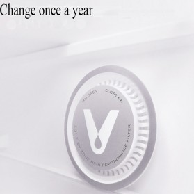 Xiaomi Mijia VIOMI Filter Udara Kulkas Herbaceous Refrigerator Air Clean - VF1-CB - White - 5