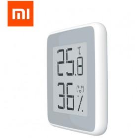Xiaomi Mijia E-Ink Thermostat Thermometer Hygrometer Humidity Sensor - White