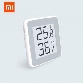 Xiaomi Mijia E-Ink Thermostat Thermometer Hygrometer Humidity Sensor - White - 2