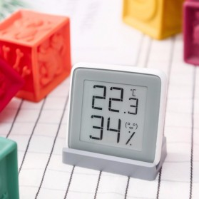 Xiaomi Mijia E-Ink Thermostat Thermometer Hygrometer Humidity Sensor - White - 5
