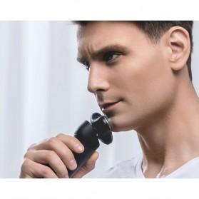 Xiaomi Mijia Electric Shaver Alat Cukur Elektrik 3 Head - Black - 8