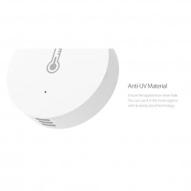Xiaomi Temperature and Humidity Sensor for Xiaomi Multifunctional Gateway - WSDCGQ01LM - White - 6
