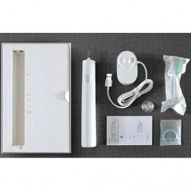 Xiaomi Mijia Sonic Smart Toothbrush Sikat Gigi Elektrik DDYS01SKS - White - 10