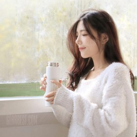 Xiaomi Botol Thermos Vacuum Flask Cup Stainless Steel 500ml - MJBWB01XM - White - 6