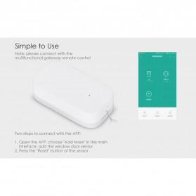 Xiaomi Aqara Door Window Smart Sensor for Xiaomi Multifunctional Gateway - White - 6