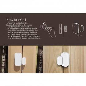 Xiaomi Aqara Door Window Smart Sensor for Xiaomi Multifunctional Gateway - White - 7