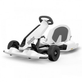 Xiaomi Ninebot Electric Gokart Kit for Xiaomi Ninebot Scooter - N4MZ98 - White