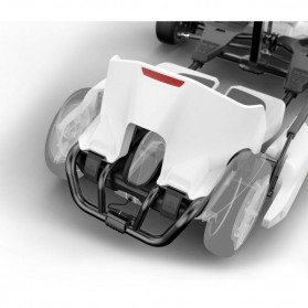 Xiaomi Ninebot Electric Gokart Kit for Xiaomi Ninebot Scooter - N4MZ98 - White - 4