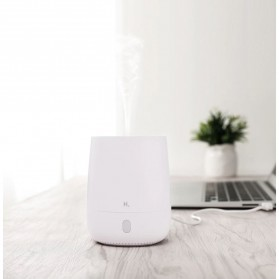 Xiaomi Mijia Youpin Happy Life Aromatherapy Humidifier RGB Light 120ML - HL-EOD01 - White - 9