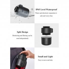 Xiaomi Yimu Filter Keran Air Smart Intelligent Monitoring Faucet Water Purifier - Black - 6