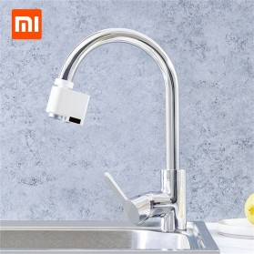 Xiaomi Filter Keran Air Smart Faucet Sensor Water Saving Energy Infrared - HD-ZNJSQ-02 - White