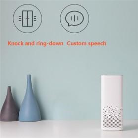 Xiaomi Bel Pintu Video Doorbell Zero AI Face Identification 720P IR Night Vision (Doorbell Only) - White - 7