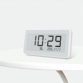 Xiaomi Mijia E-Ink Jam Meja Thermostat Thermometer Hygrometer Humidity Sensor Bluetooth - LYWSD02MMC - White - 2